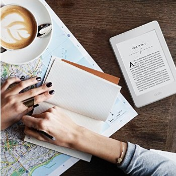 Kindle Paperwhite for $99.99
