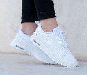 Women's Nike Air Max Thea Textile Running Shoes