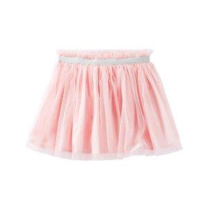 Kid Girl Sparkle Tulle Skirt | OshKosh.com