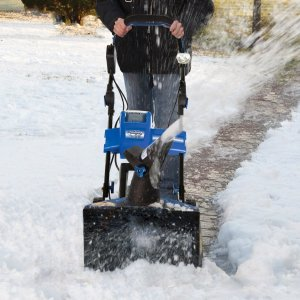 #1 Best Seller! $220.73 Snow Joe iON18SB Ion Cordless Single Stage Brushless Snow Blower