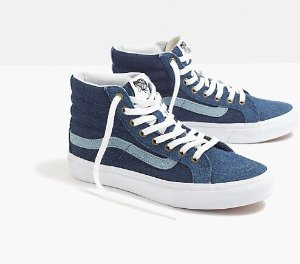 Denim Every Day Exclusive Madewell X VANS® Sneaker @ Madewell