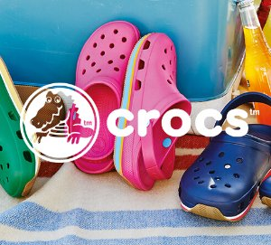 Up to 60% Off Women Shoes  @Crocs