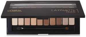 L'OrealParis Cosmetics Colour Riche La Palette, Nude 01, 0.62 Ounce