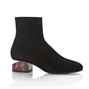KELLY SUEDE BOOT WITH TORTOISE | BOOTS | Alexander Wang Official Site