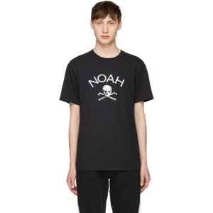 Noah: Black Jolly Roger T-Shirt