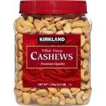Kirkland Signature's Cashews