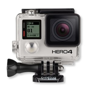 GoPro Hero4 Black Edition HD Camera | Now on sale at L.L.Bean