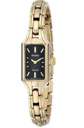 Seiko Women's SUP166 Dress Solar Classic Watch