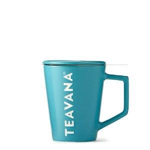 Teal Teavana® Infuser Mug | Teavana