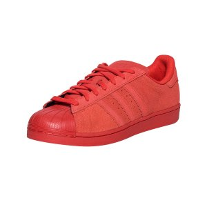 Adidas SUPERSTAR MONO PERF SNEAKER - Red | Jimmy Jazz - S79475