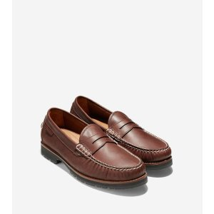 Men's Connery Penny Loafers in Woodbury | Cole Haan