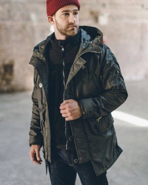 $105.99 Alpha Industries Men's N-3B Parka Coat