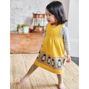 FUN KNITTED PINAFORE DRESS