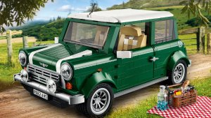 $99.99 LEGO Creator Expert 10242 Mini Cooper Building Kit