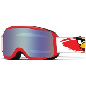Smith Red Angry Birds Frame Goggles - Ignitor Mirror/XTRA LENS NOT INCL. | Focus Camera