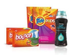 $22.32 Tide Amazing Laundry Bundle