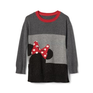 babyGap | Disney Baby Minnie Mouse colorblock sweater tunic | Gap