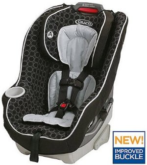 Graco Contender 65 Convertible Car Seat - Black Carbon