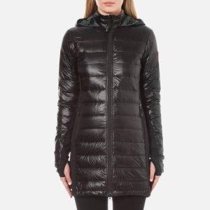 Canada Goose Women's Hybridge Lite Coat - Black - Free UK Delivery over £50