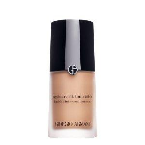 Giorgio Armani Luminous Silk Foundation <br><b>NM Beauty Award Winner 2015</b>