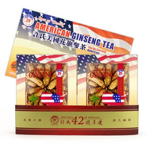 42nd Cultivated Half Short Medium Small Twin Pack get Free Ginseng Tea 20's