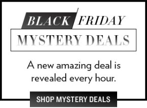 Black Friday Mystery Deals Updated Every Hour @ 6PM