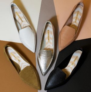 Up to $200 off Nicholas Kirkwood Women Shoes Sale @ Saks Fifth Avenue