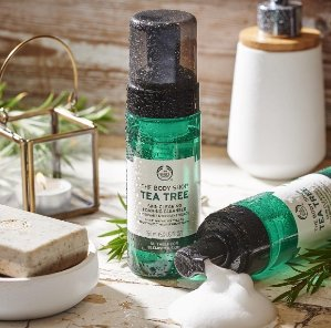 40% OffTea Tree Collection @ The Body Shop
