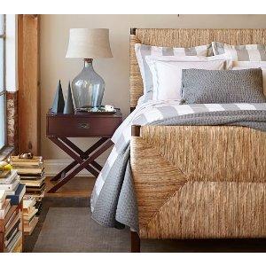 PB Classic Stripe 400-Thread-Count Duvet Cover & Sham   Pottery Barn