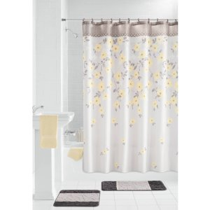 Mainstays 15-Piece Bathroom Sets