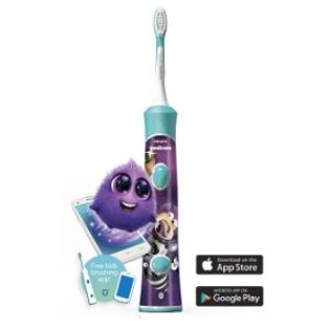 Amazon.com: Philips Sonicare for Kids Ice Age, Bluetooth Connected Rechargeable Electric Toothbrush, HX6321/05: Beauty