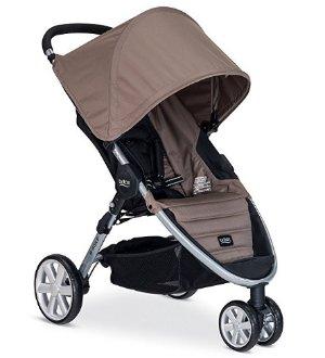 Britax B-Agile Stroller, Sandstone