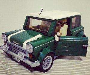 $99.30 LEGO Creator 10242 - MINI Cooper