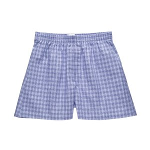 Plaid Woven Boxer CLEARANCE