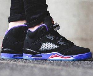 $140 Air Jordan 5 GS Raptors @ Nike Store