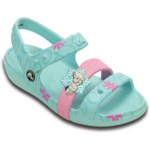 Kids' Keeley Frozen™ Fever Sandal | Kids' Sandals | Crocs Official Site