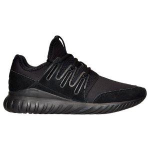 Men's adidas Tubular Radial Mono Casual Shoes