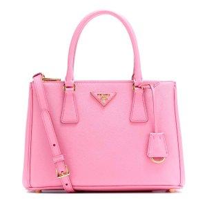 Prada - Galleria Saffiano Small leather shoulder bag