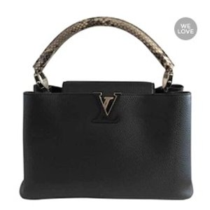 Louis Vuitton Capucine leather handbag