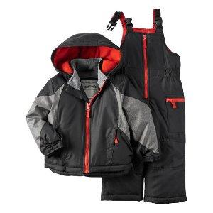 Toddler Boy Snowsuit Set   Carters.com