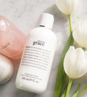 Philosophy Amazing Grace Firming Body Emulsion, 16 Ounce