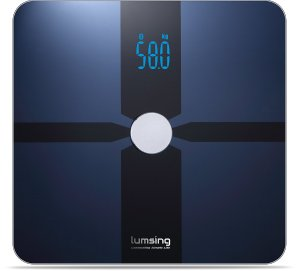Lumsing Smart Bluetooth Body Fat Scale 400lb