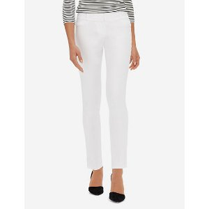 Cotton Pencil Pants | Sateen Pencil Pants | THE LIMITED
