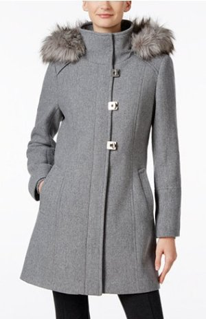 Up to 55% Off+Extra 15% Off Women's Coats @ macys.com