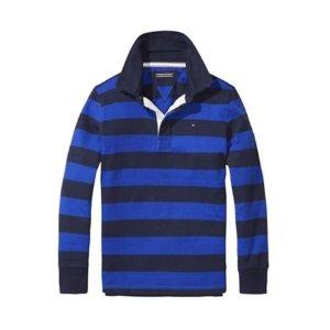 Th Kids Stripe Rugby