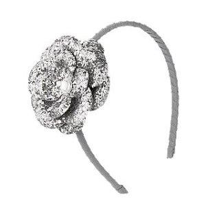 Sparkle Flower Headband at Crazy 8