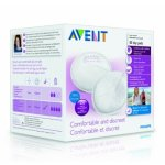 Philips AVENT SCF254/10 Day Disposable Breast Pads, White, 100-Count