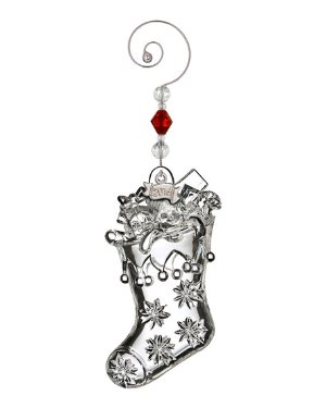 As Low As $33.75Select Crystal Christmas Ornaments @ Horchow