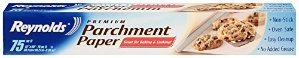 $7.79 + Free Shipping Reynolds Parchment Paper 150-Square-Foot Rolls, 2 Count