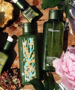 a free Mega-Bright brightening trio with Any Order over $40 @ Origins